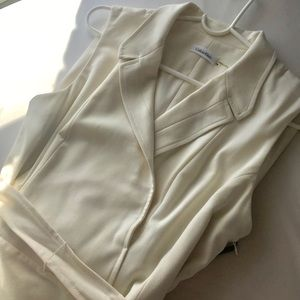 Calvin Klein's shirt suit tie dress